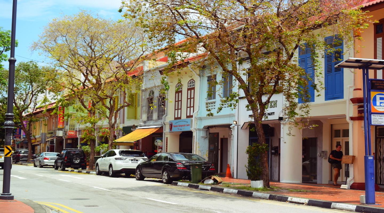 シンガポール女子旅トップ