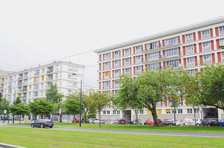 10ル・アーヴル:オーギュスト・ペレによって再建された街