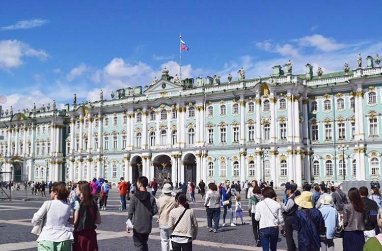 11サンクト・ペテルブルクの歴史地区と関連建造物群