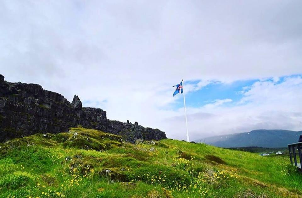 15シングヴェトリル国立公園