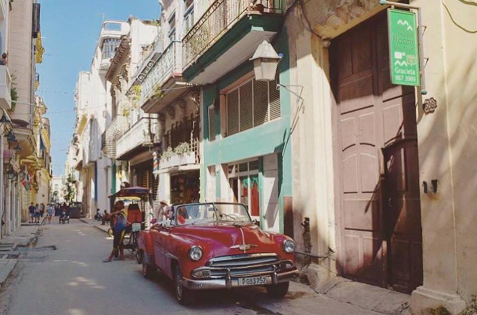 16ハバナの旧市街と要塞群